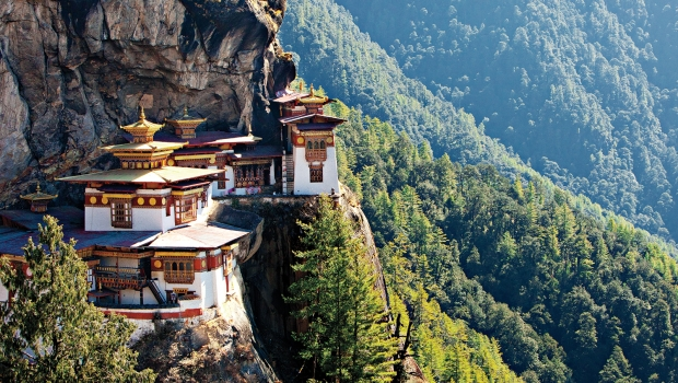 4.Himalayans mountains of bhutan