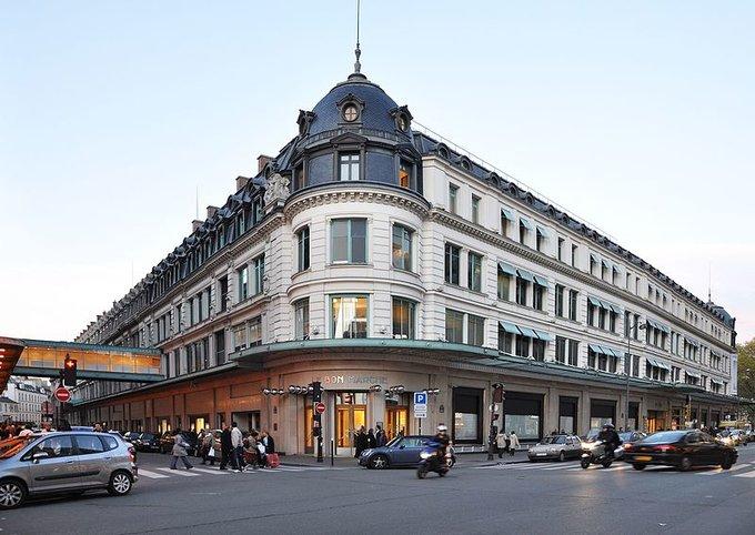 Boulevard Saint Germain, Bon Marché & Rue du Bac