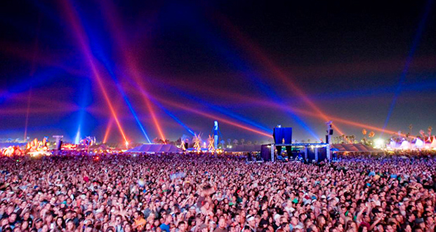 Coachella in California