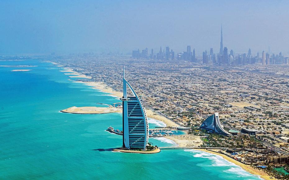 Dubai Coastline, dubai tours