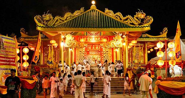 Divine Shrines
