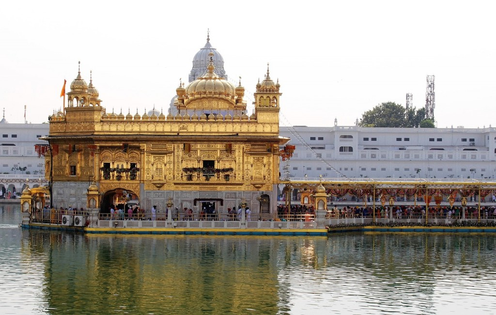 2 golden temple