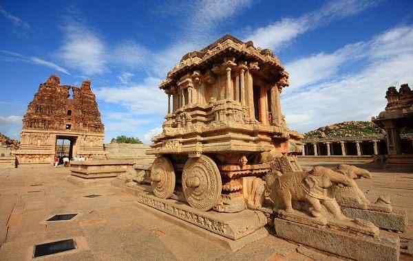 4 vijaya temple