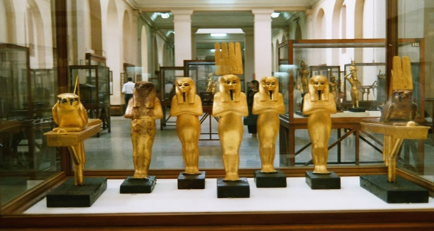 Kesari-Tours-Egyptian-Museum