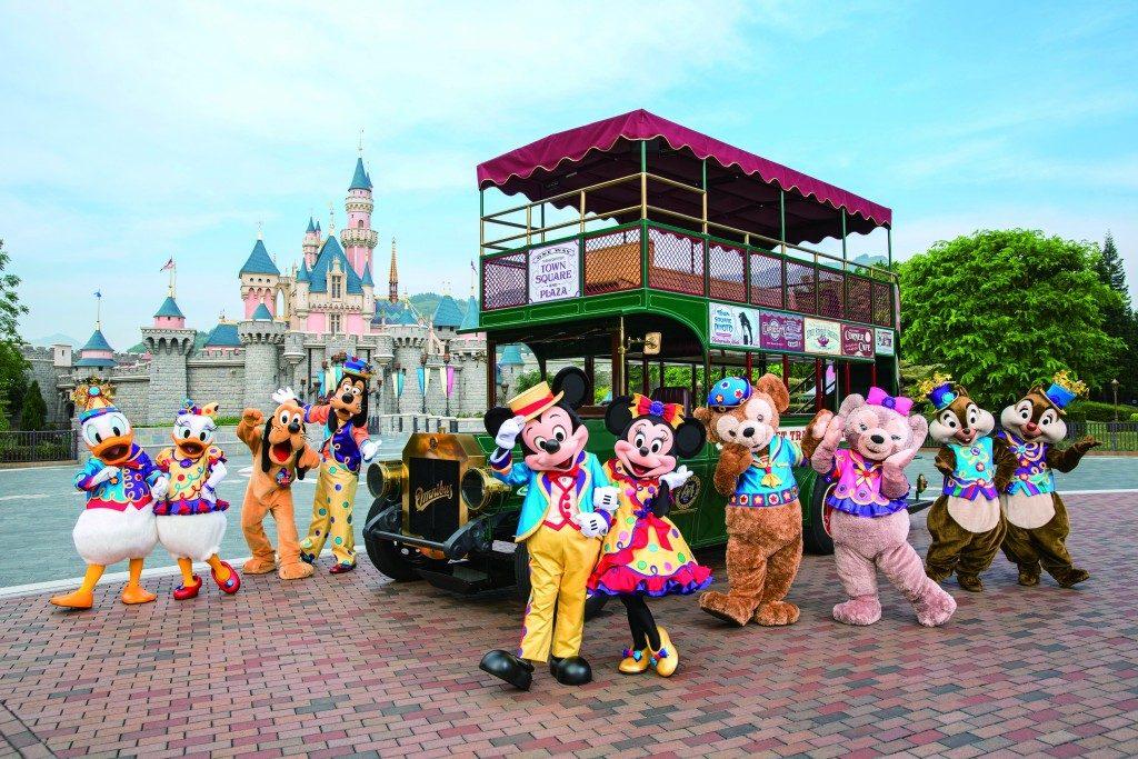 Hong-kong-Disneyland- kesari- tours