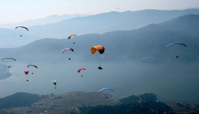 Kesari-Tours-Paragliding-Paradise