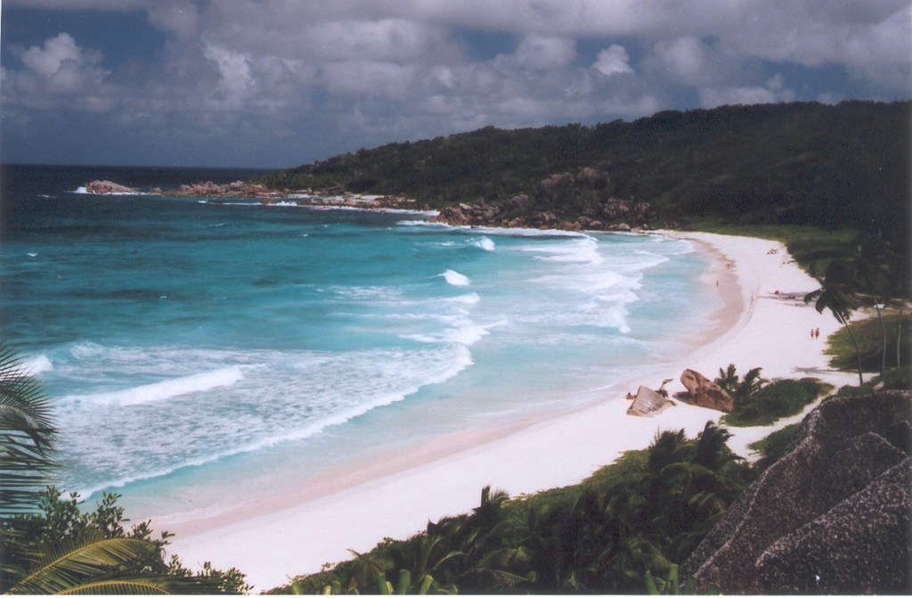 Kesari Tours Pink Sand Beach