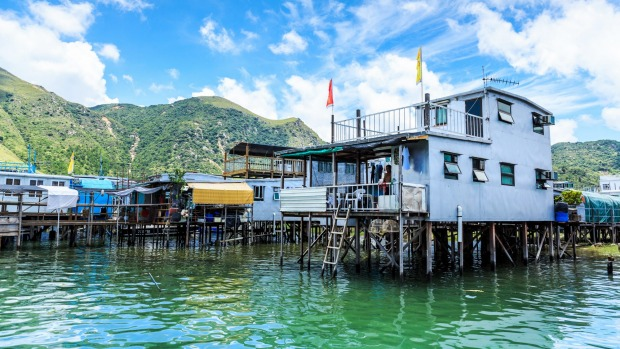 Tai-O-Fishing-Village - hong kong - kesari tours