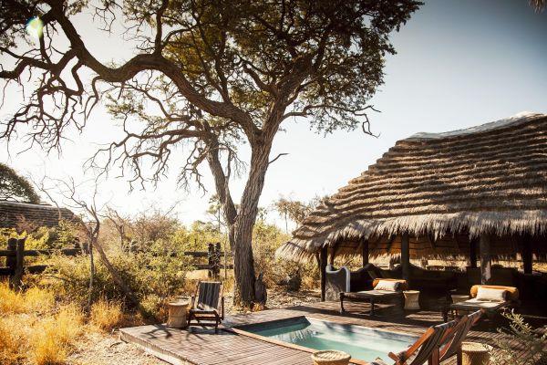 Kesari tours Camp Kalahari, Africa