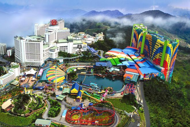 Kesari tours Genting Highlands