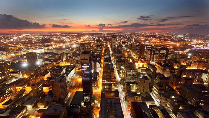 Kesari tours Johannesburg