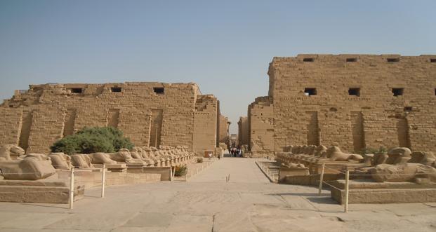 Kesari-tours-Karnak-Temple,-Valley-of-the-Kings