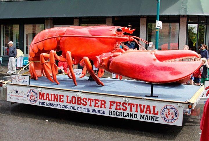 Kesari tours Maine Lobster Festival