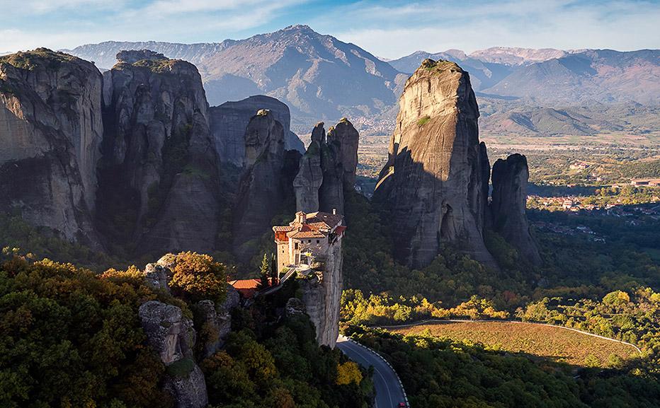 Kesari tours Meteora