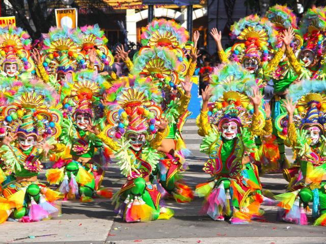Kesari tours Pahiyas Festival, Philippines3