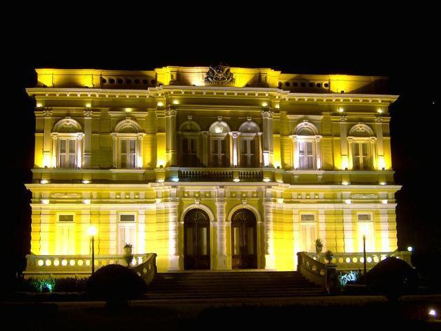 Kesari tours Palácio Rio Negro