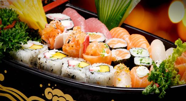 Kesari tours Sushi