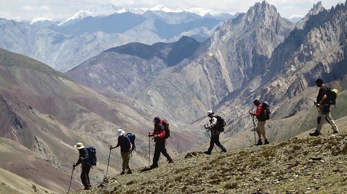 Leh Ladakh Trekking Thrills