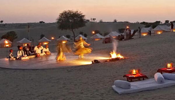 kesari tour Rajputana Desert Camp