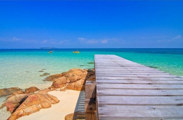 kesari tours Pattaya coral island