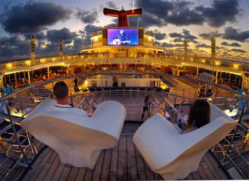 2 carnival cruise, kesari tours