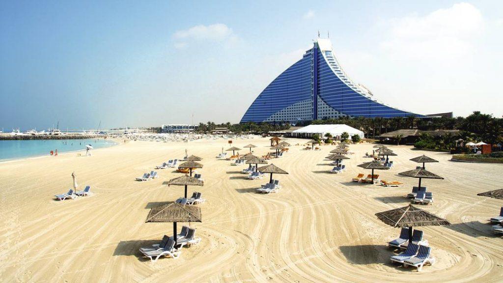 Jumeirah-Beach -Dubai- Kesari Tours