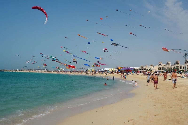 The Kite Beach, kesari tours