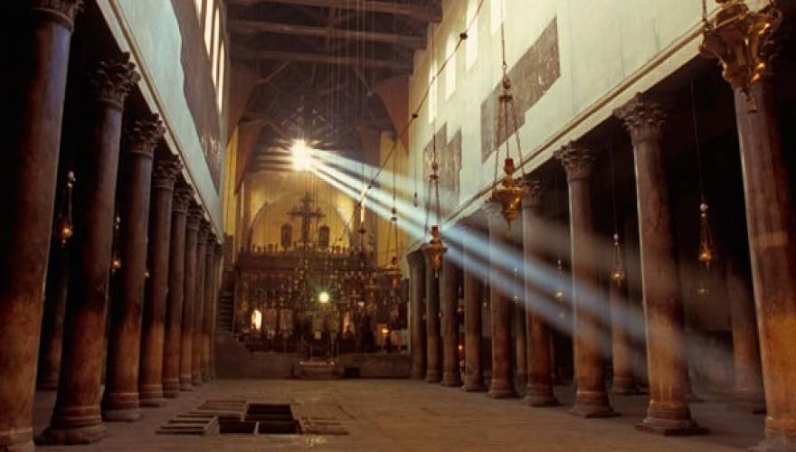 church of nativity, kesari tours