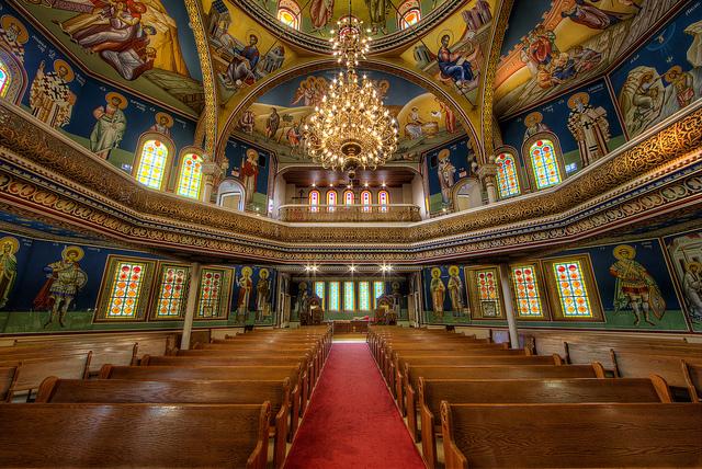 greek church, kesari tours