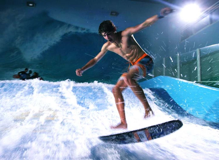 indoor surfing, kesari tours