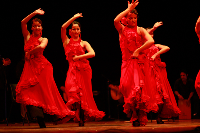 1.flamenco, kesari tours