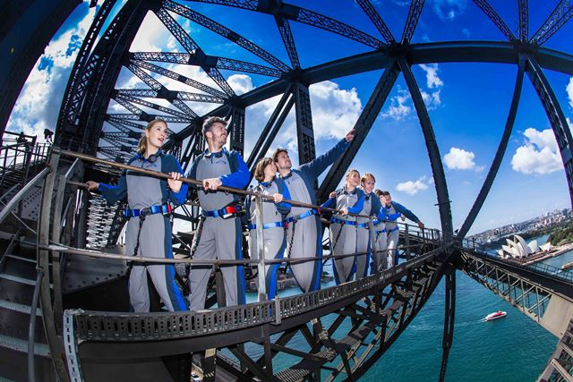 2. Bridge climb experience