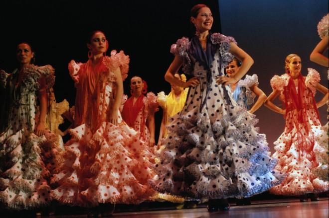 2. flamenco, kesari torus