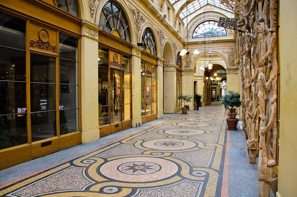 3. Galerie Vivienne, kesari tours