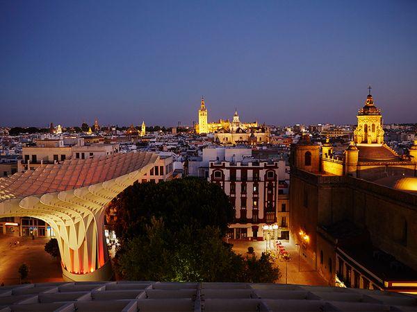 3. Seville, kesari tours