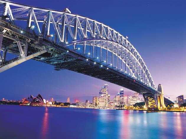 3. bridge climb