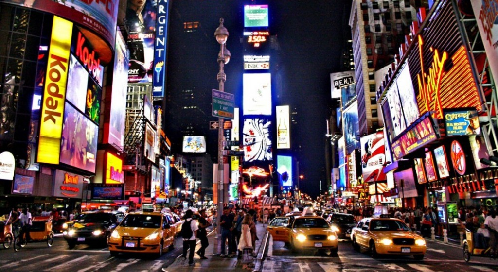 Top 5 Streets To Shop When In New York