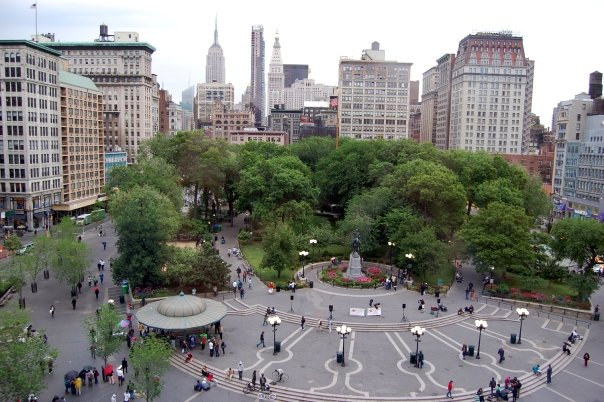 union-square, Top 5 Streets To Shop When In New York