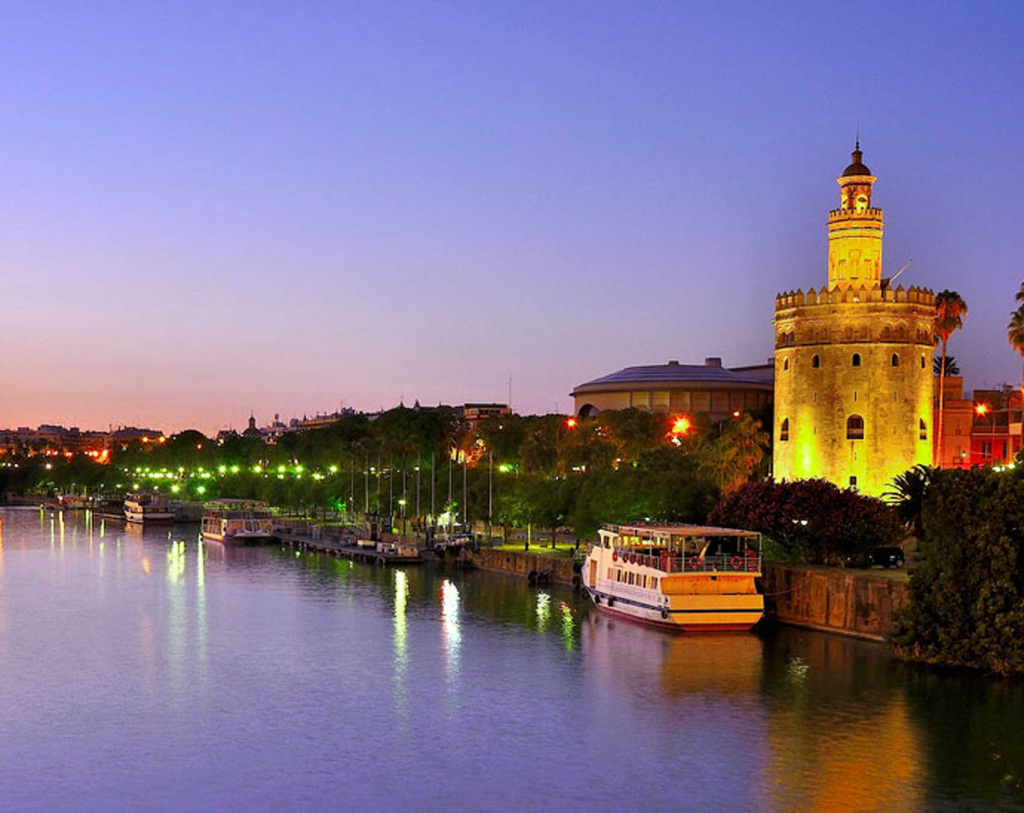 history of Spain, Guadalquivir River