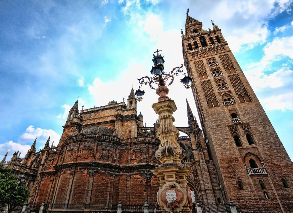 holiday to Seville, Cathedral de Santa