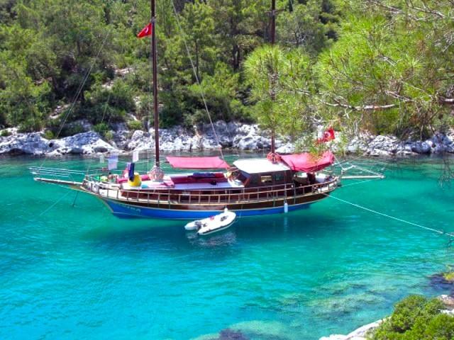 Turkey-fethiye - Kesari Tours