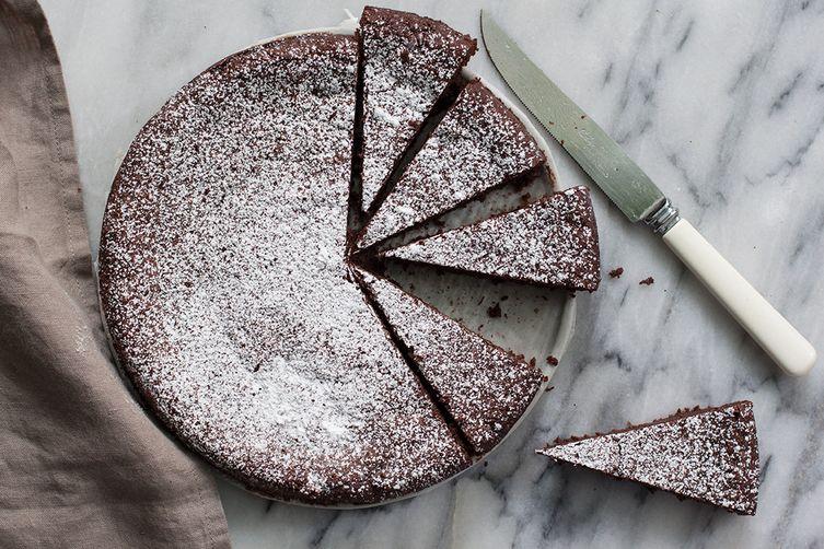 Torta Caprese - kesari tours