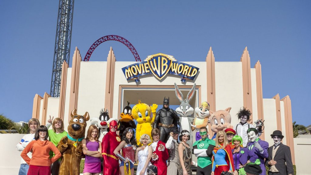 Movie World - Australia - Kesari Tours