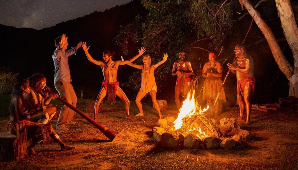 Tjapukai Dance - Australia - Kesari Tours