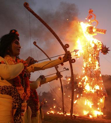 Ram lila - Ravan Dahan