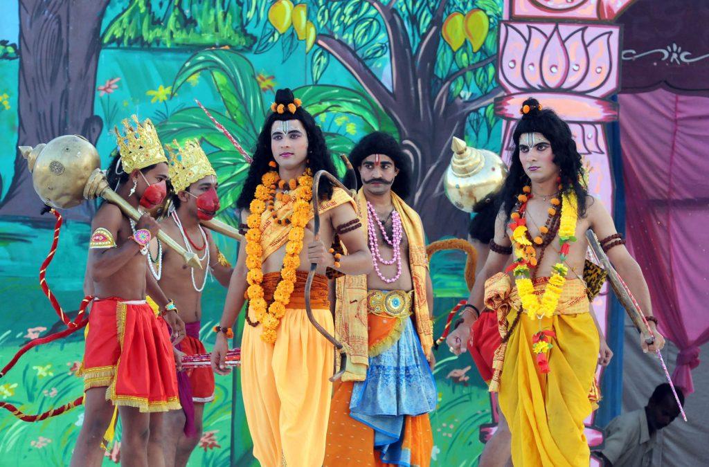 Ram lila - Dussehra