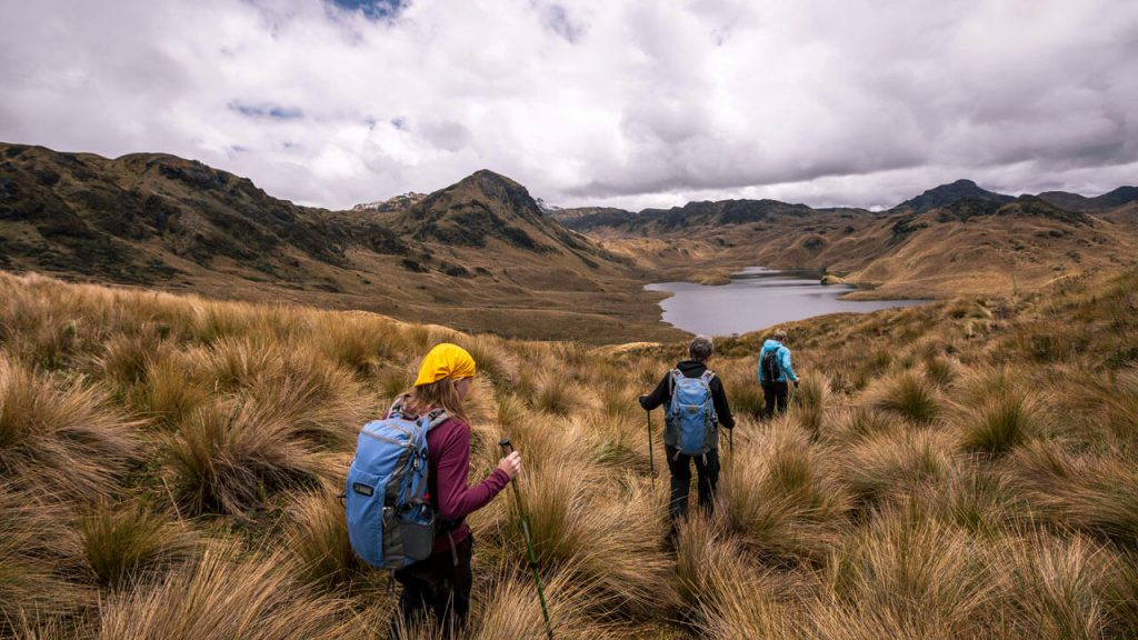 Galapagos Islands hiking - Kesari Tours