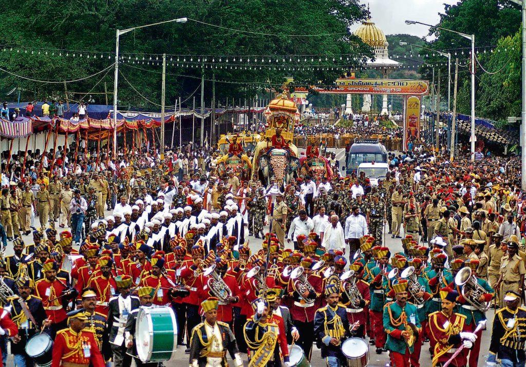 Navratri in Karnataka