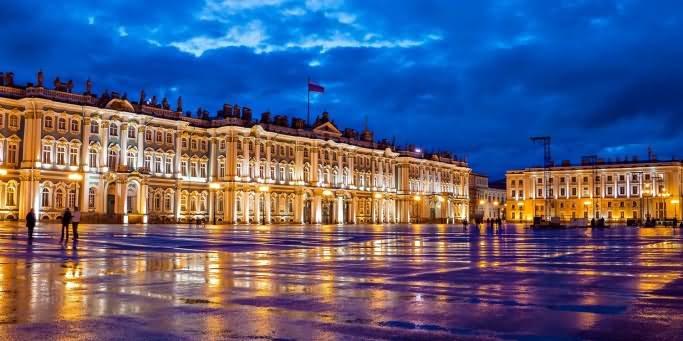 St-Petersburg-Hermitage-Museum- Kesari Tours