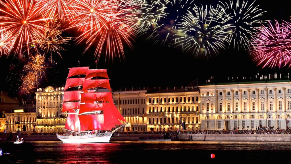 St-Petersburg-White-Nights-Festival- Kesari-Tours